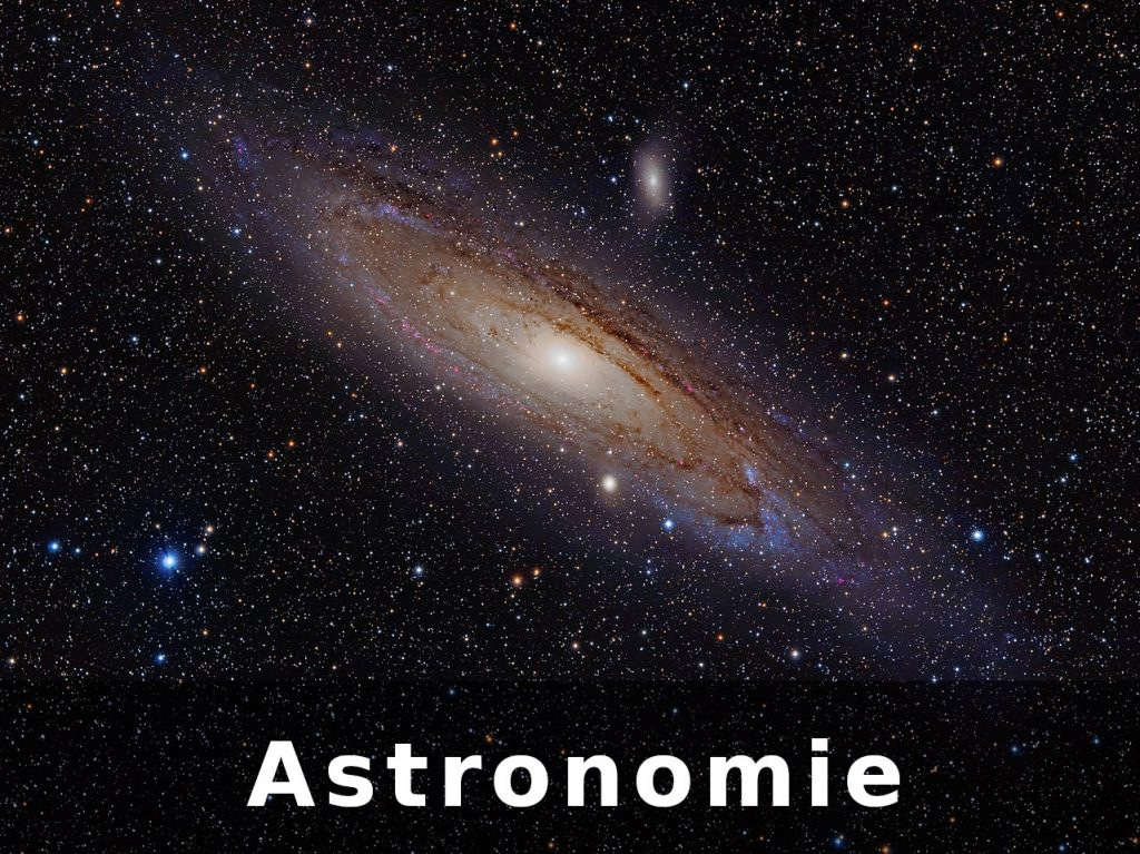 Link zu Astronomie-Tutorials